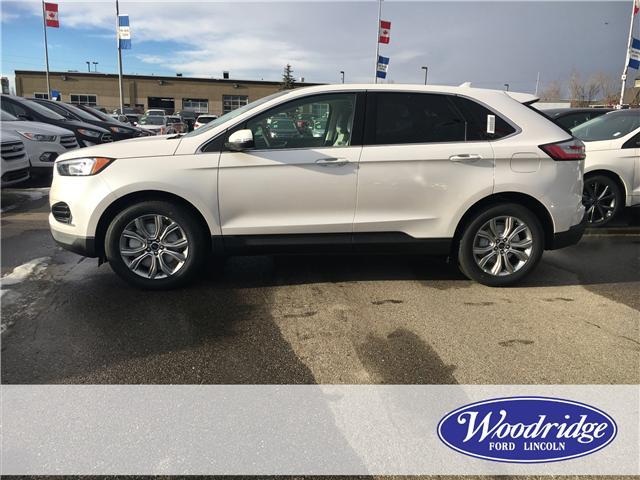 2019 Ford Edge Titanium (Stk: K-169) in Calgary - Image 2 of 5