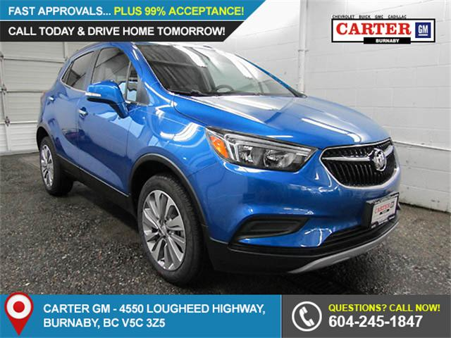 2018 Buick Encore Preferred (Stk: E8-00720) in Burnaby - Image 1 of 11