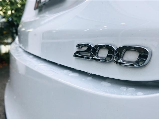 2016 Chrysler 200 LX (Stk: J864094B) in Surrey - Image 11 of 30