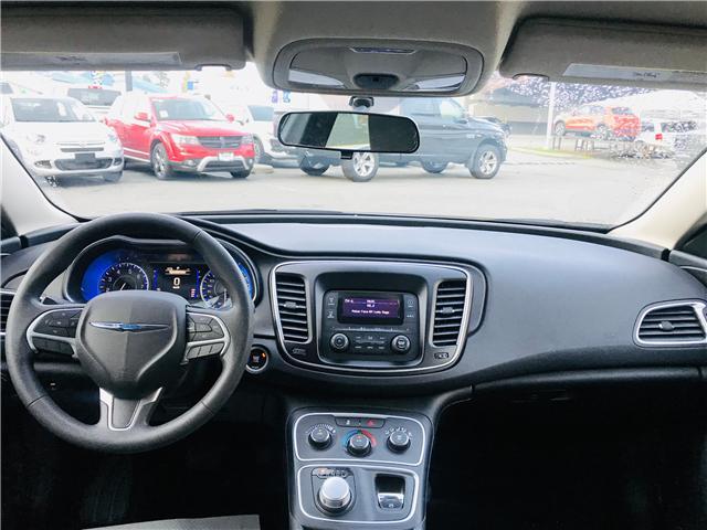 2016 Chrysler 200 LX (Stk: J864094B) in Surrey - Image 15 of 30