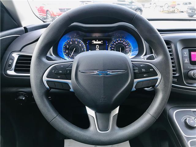 2016 Chrysler 200 LX (Stk: J864094B) in Surrey - Image 16 of 30