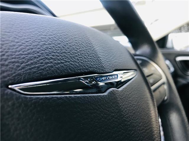 2016 Chrysler 200 LX (Stk: J864094B) in Surrey - Image 18 of 30