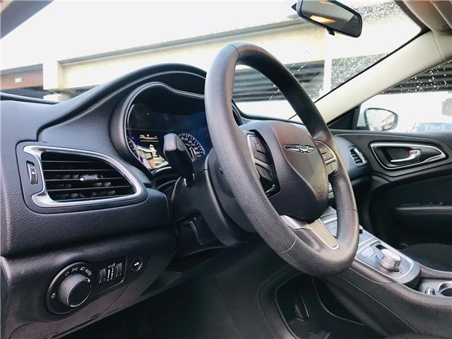 2016 Chrysler 200 LX (Stk: J864094B) in Surrey - Image 14 of 30