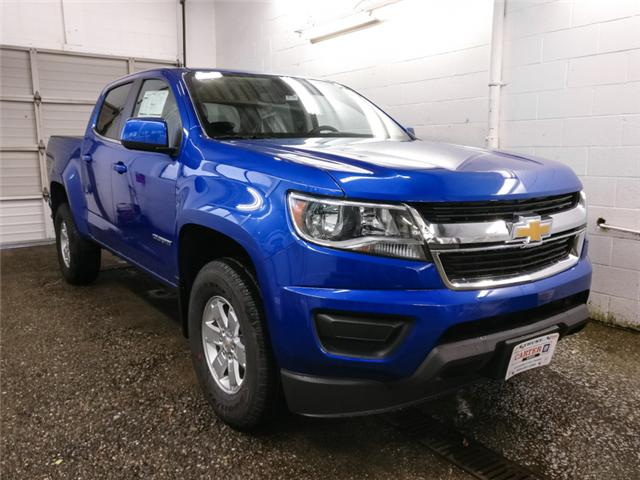 2019 Chevrolet Colorado WT (Stk: D9-36410) in Burnaby - Image 2 of 13