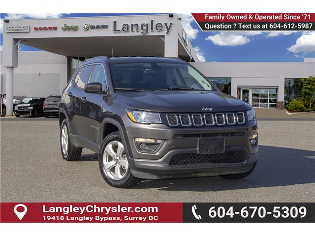 2018 Jeep Compass North (Stk: EE898720) in Surrey - Image 1 of 25
