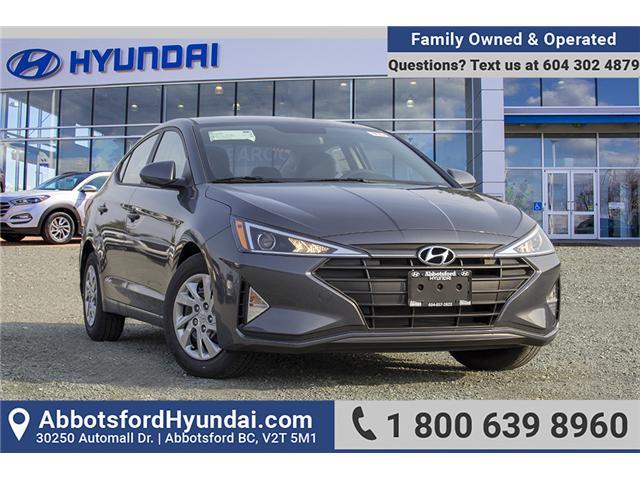 2019 Hyundai Elantra ESSENTIAL (Stk: KE788330) in Abbotsford - Image 1 of 25