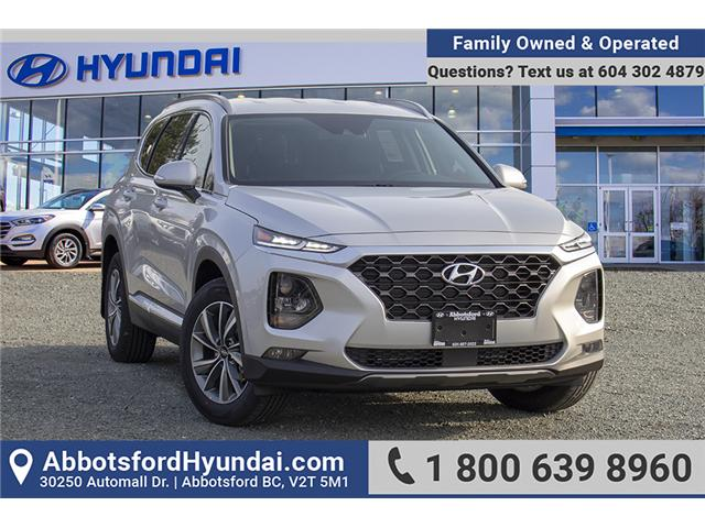 2019 Hyundai Santa Fe Preferred 2.4 (Stk: KF047471) in Abbotsford - Image 1 of 30