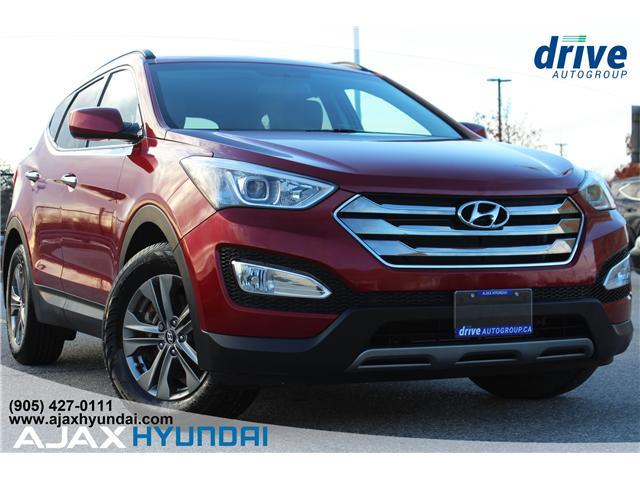 2013 Hyundai Santa Fe Sport 2.4 Premium (Stk: 18822A) in Ajax - Image 1 of 22