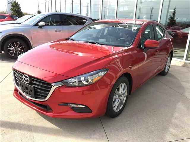 2018 Mazda Mazda3 GS (Stk: 15997) in Oakville - Image 1 of 5