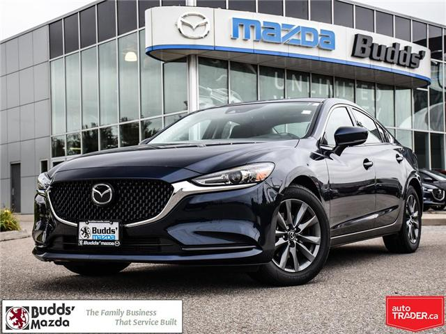 2018 Mazda MAZDA6 GS-L w/Turbo (Stk: 16181) in Oakville - Image 1 of 21