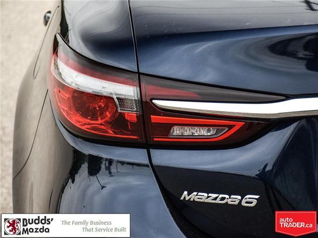 2018 Mazda MAZDA6 GS-L w/Turbo (Stk: 16181) in Oakville - Image 7 of 21