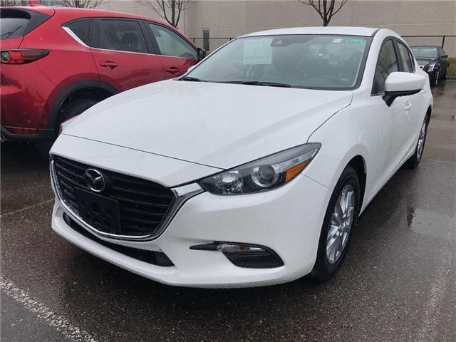 2018 Mazda Mazda3 GS (Stk: 16182) in Oakville - Image 1 of 5