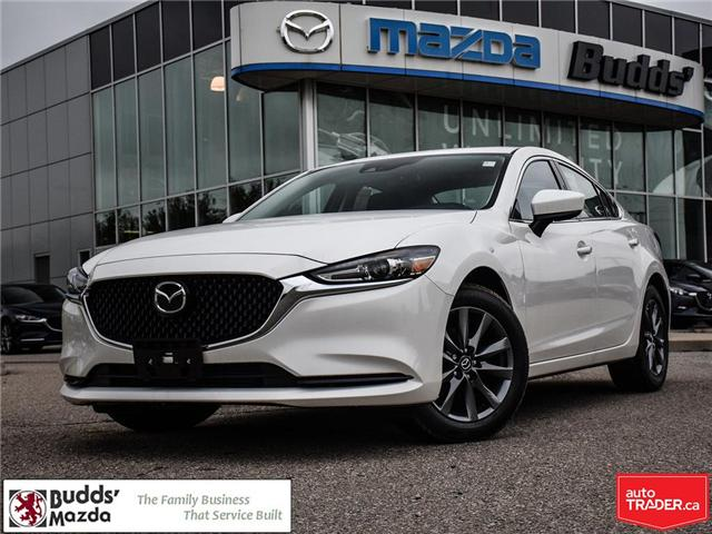 2018 Mazda MAZDA6 GS-L w/Turbo (Stk: 16222) in Oakville - Image 1 of 20