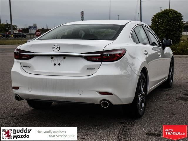 2018 Mazda MAZDA6 GS-L w/Turbo (Stk: 16222) in Oakville - Image 8 of 20