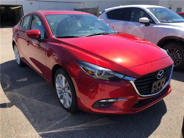 2018 Mazda Mazda3 GT (Stk: 16283) in Oakville - Image 2 of 5