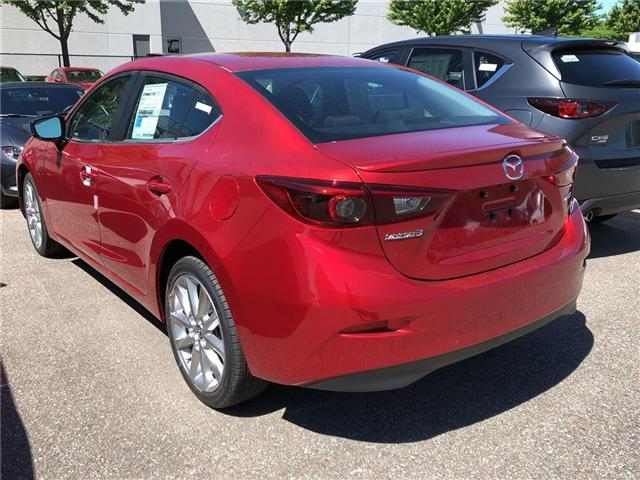 2018 Mazda Mazda3 GT (Stk: 16283) in Oakville - Image 4 of 5