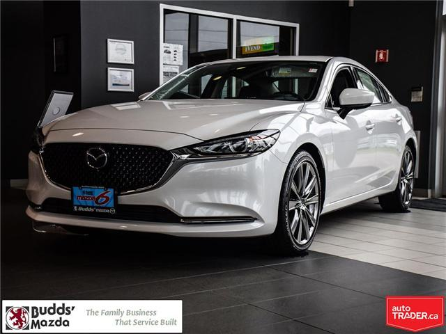 2018 Mazda 6 GT (Stk: 16314) in Oakville - Image 1 of 16