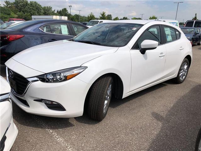 2018 Mazda Mazda3 GS (Stk: 16334) in Oakville - Image 1 of 5