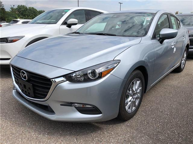 2018 Mazda Mazda3 GS (Stk: 16343) in Oakville - Image 1 of 5