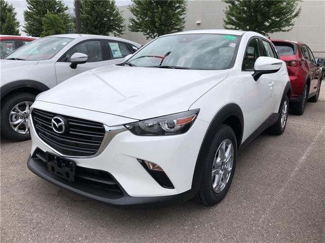 2019 Mazda CX-3 GS (Stk: 16363) in Oakville - Image 1 of 5