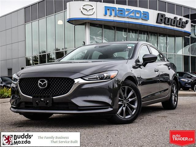 2018 Mazda MAZDA6 GS-L w/Turbo (Stk: 16365) in Oakville - Image 1 of 20
