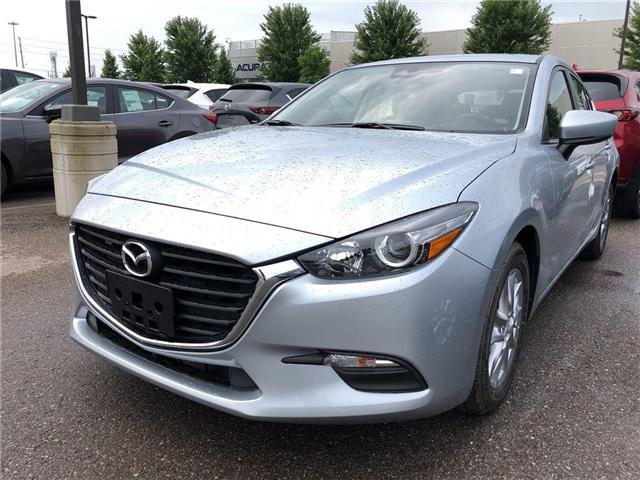 2018 Mazda Mazda3 GS (Stk: 16379) in Oakville - Image 1 of 5