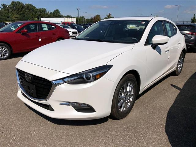 2018 Mazda Mazda3 GS (Stk: 16397) in Oakville - Image 1 of 5