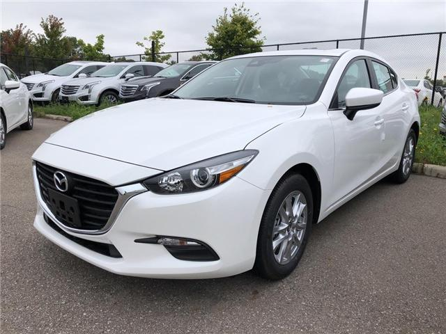 2018 Mazda Mazda3 GS (Stk: 16417) in Oakville - Image 1 of 5