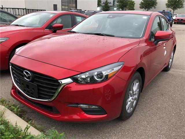 2018 Mazda Mazda3 GS (Stk: 16420) in Oakville - Image 1 of 5