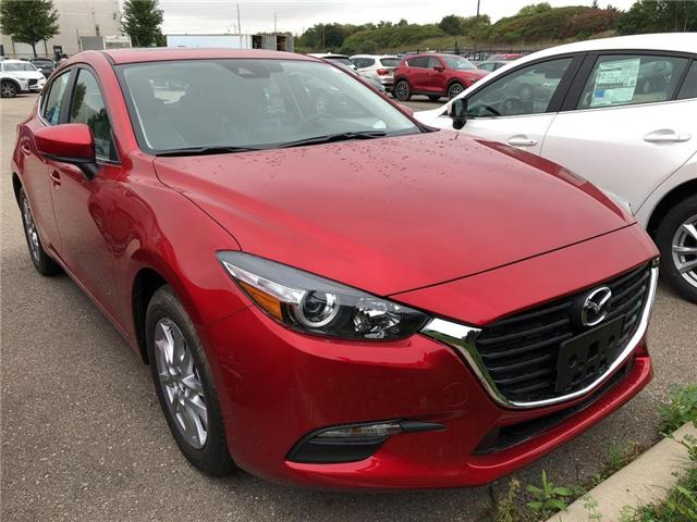 2018 Mazda Mazda3 GS (Stk: 16420) in Oakville - Image 2 of 5