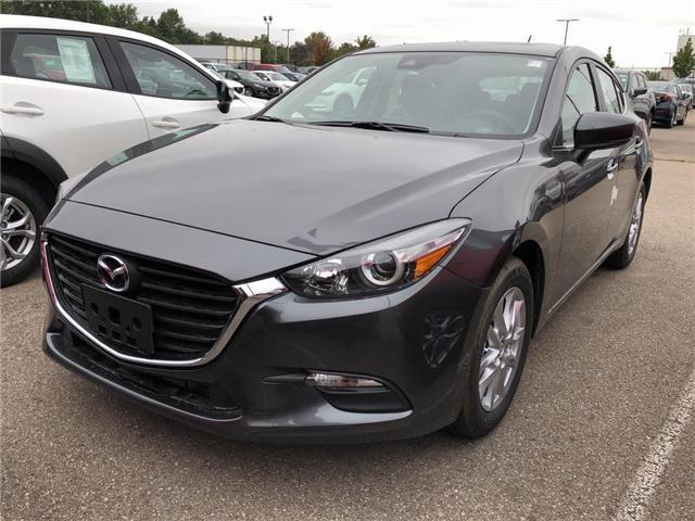 2018 Mazda Mazda3 GS (Stk: 16425) in Oakville - Image 1 of 5