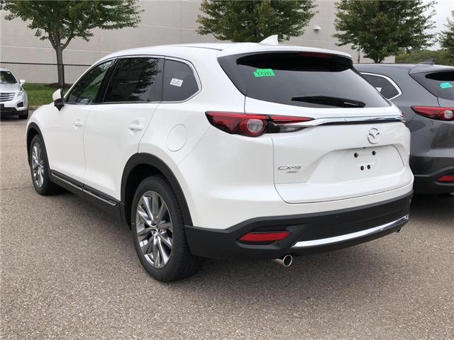2019 Mazda CX-9 GT (Stk: 16430) in Oakville - Image 4 of 5