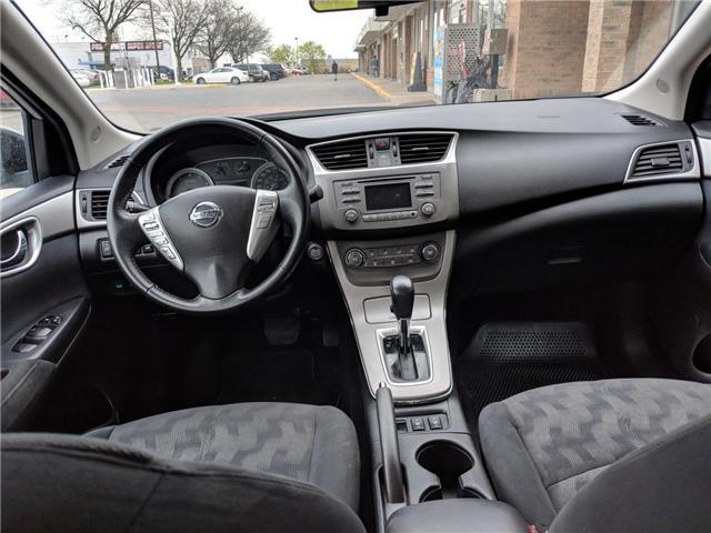 2013 Nissan Sentra 1.8 S (Stk: 698718) in Brampton - Image 8 of 10