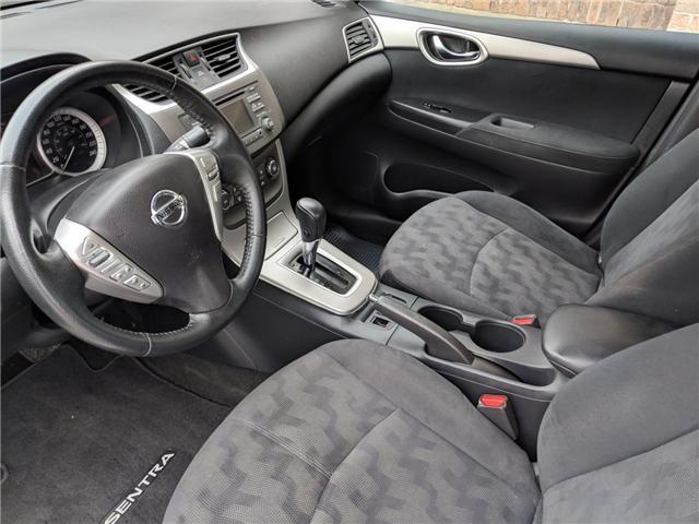 2013 Nissan Sentra 1.8 S (Stk: 698718) in Brampton - Image 9 of 10