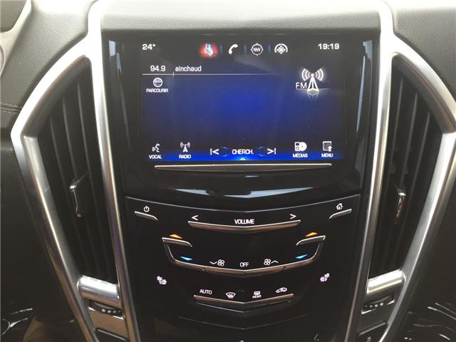 2014 Cadillac SRX Base (Stk: 611289) in Orleans - Image 17 of 23