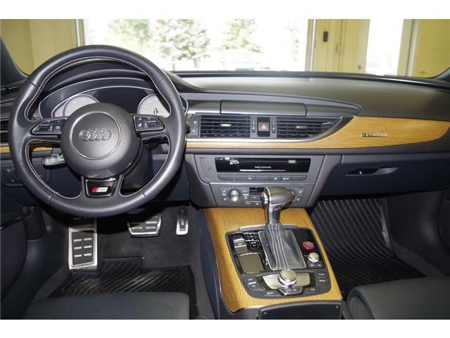 2014 Audi S6 4.0 (Stk: 3508) in Edmonton - Image 12 of 21