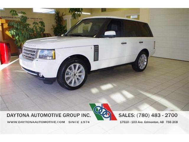 2011 Land Rover Range Rover Supercharged (Stk: 6583) in Edmonton - Image 1 of 17