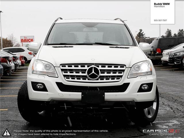 2009 Mercedes-Benz M-Class Base (Stk: T76645A) in Hamilton - Image 2 of 28