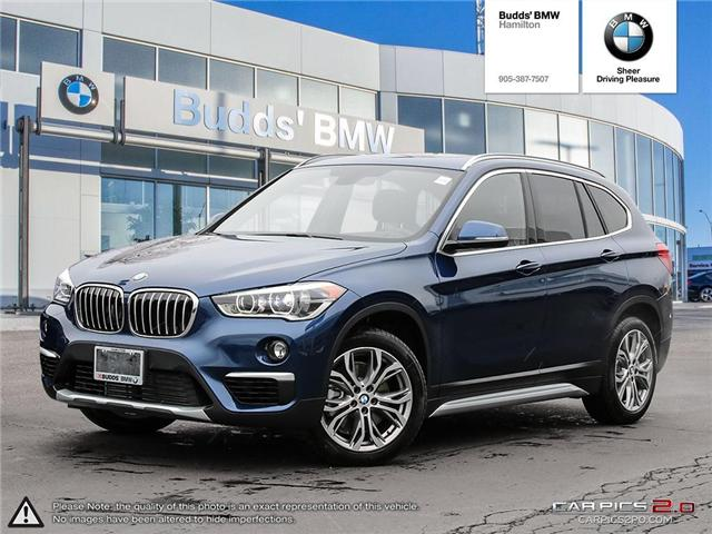 2018 BMW X1 xDrive28i (Stk: T77277) in Hamilton - Image 1 of 27