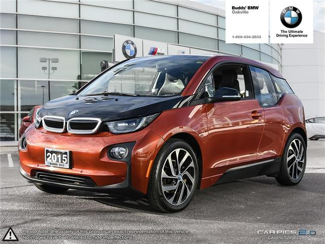 2015 BMW i3 Base w/Range Extender (Stk: DB5447) in Oakville - Image 1 of 25