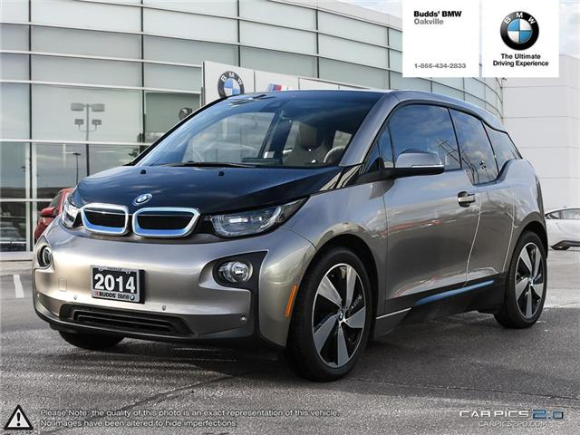 2014 BMW i3 Base (Stk: DB5426) in Oakville - Image 1 of 25