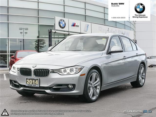 2014 BMW 328i xDrive (Stk: DB5453) in Oakville - Image 1 of 25
