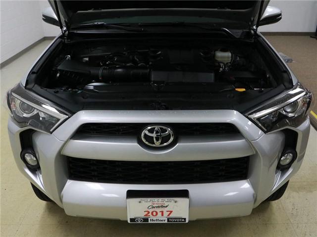 2017 Toyota 4Runner SR5 (Stk: 186227) in Kitchener - Image 27 of 30