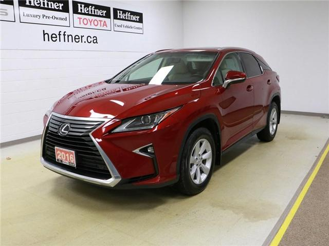 2016 Lexus RX 350 Base (Stk: 187322) in Kitchener - Image 1 of 30