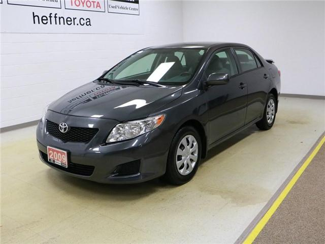 2009 Toyota Corolla CE (Stk: 186361) in Kitchener - Image 1 of 26