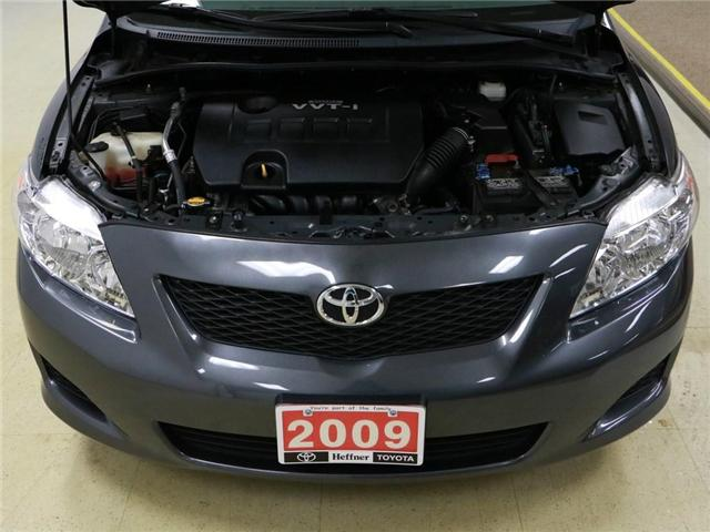 2009 Toyota Corolla CE (Stk: 186361) in Kitchener - Image 23 of 26