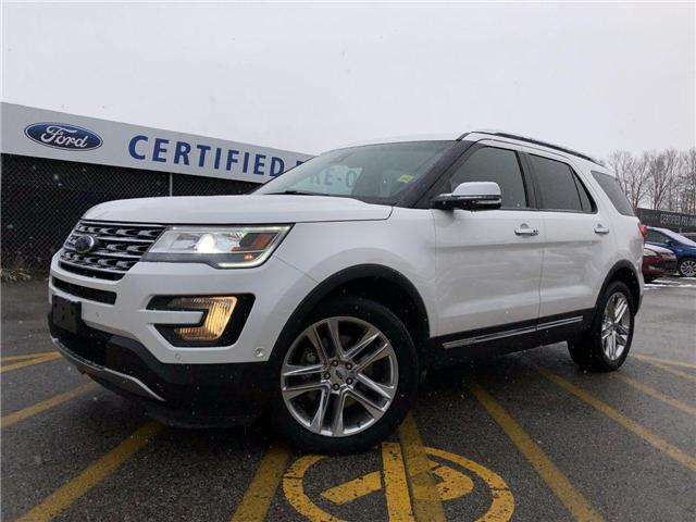 2016 Ford Explorer Limited (Stk: LZ18263A) in Barrie - Image 1 of 30