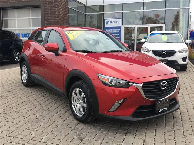 2016 Mazda CX-3 GS (Stk: 28227) in East York - Image 1 of 29