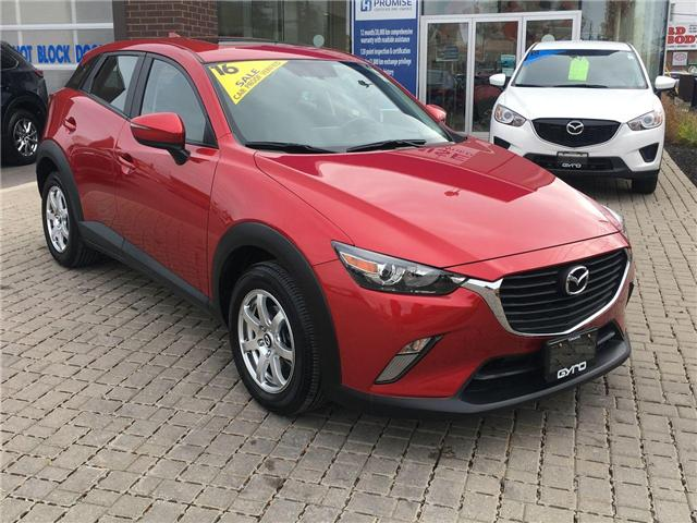 2016 Mazda CX-3 GS (Stk: 28227) in East York - Image 2 of 29