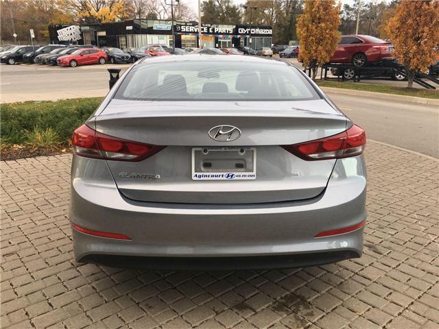 2017 Hyundai Elantra LE (Stk: H4223A) in Toronto - Image 9 of 27